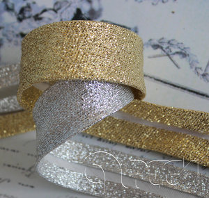 Bias Brocade Tape